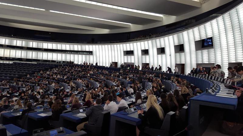 """Участие по Програма """"Евроскола"""" - голяма снимка"""